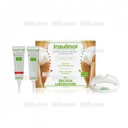 Insulinol Cellulit-Diet Express Technic Box E541 Ericson Laboratoire - La Cure Minceur Express Lipo-Bloquante - Coffret 2 tubes