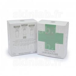 Mini-Kit Acti-Biotic D866 comprenant D730 Sebo-Gel D731 Sebo-Crème D732 Sebo-Mask Ericson Laboratoire - 3 Tubes