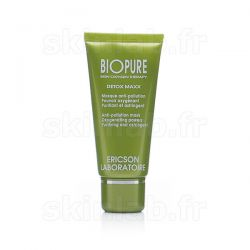 Detox Maxx BIOPURE E846 Ericson Laboratoire - Masque anti-pollution - Tube 50ml