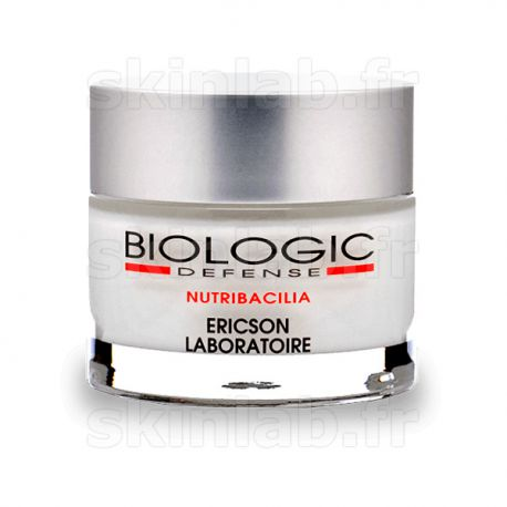 NUTRIBACILIA CREAM BIOLOGIC DEFENSE E1916 ERICSON LABORATOIRE - Crème Nourrissante - Pot 50ml
