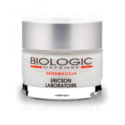 SENSIBACILIA CREAM BIOLOGIC DEFENSE E1915 ERICSON LABORATOIRE - Crème Calmante - Pot 50ml