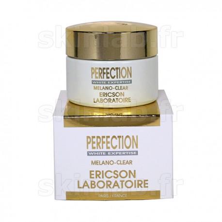 Melano-Clear Perfection E663 Ericson Laboratoire - Gomme-taches - Pot 50ml