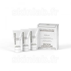 Mini-Kit Perfection D669 comprenant D670 Melano-Clear + D671 Matt-perfect + D672 Melano-Repair Ericson Laboratoire - 3 Tubes