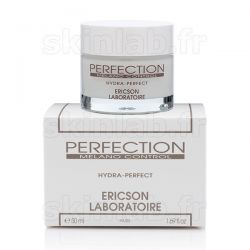 Hydra-Perfect Perfection E667 Ericson Laboratoire - Fluide éclaircissant et hydratant - Pot 50ml