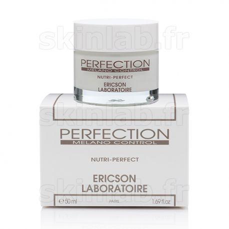 Nutri-Perfect Perfection E665 Ericson Laboratoire - Crème éclaircissante et nutritive - Flacon 50ml