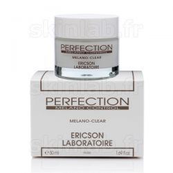 Melano-Clear Perfection E663 Ericson Laboratoire - Gomme-taches - Pot 50ml