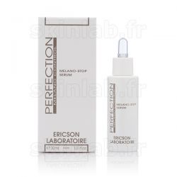 Melano-Stop Sérum Perfection E664 Ericson Laboratoire - Sérum anti-taches - Flacon compte-gouttes 10ml