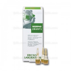 Sérum Lifting Multi-cibles MORPHO-BUST E603 Ericson Laboratoire - 6 ampoules 3ml & coupelle