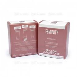 Mini-Kit Feminity D706 comprenant D707 Crème Hydra D708 Crème Nutri D709 Masque Reviviscent Ericson Laboratoire - 3 Tubes