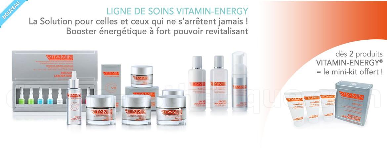 Nouveauté Vitamin' Énergy : Pour celles qui n'arrêtent jamais !
